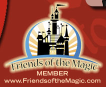 Friends of the Magic Logo